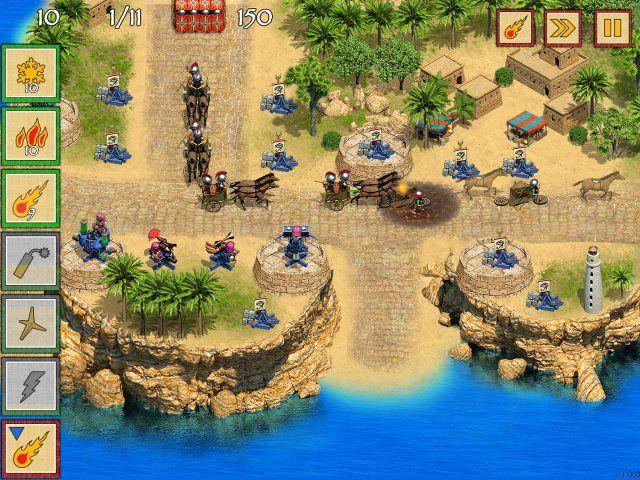 Битва за Египет. Миссия Клеопатра - screenshot 4