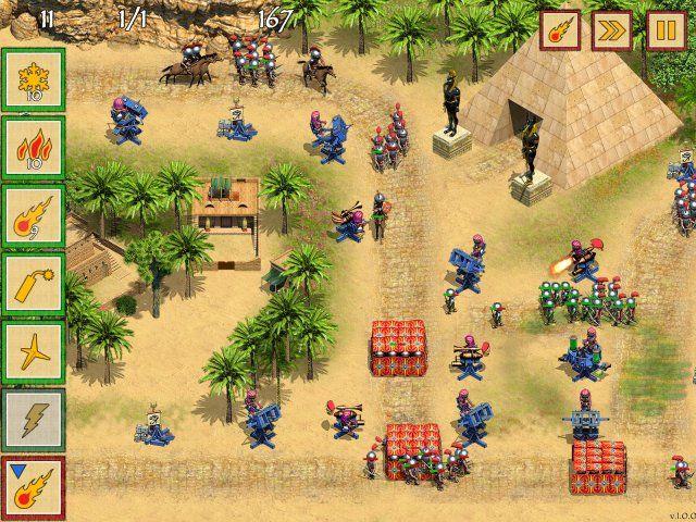 Битва за Египет. Миссия Клеопатра - screenshot 5