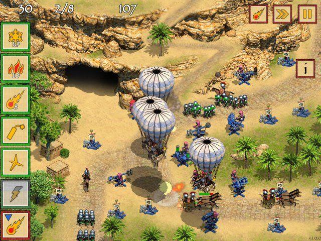 Битва за Египет. Миссия Клеопатра - screenshot 6