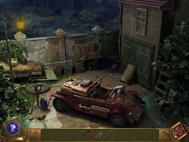 Детективное агентство 3. Призрак старой картины - screenshot 5