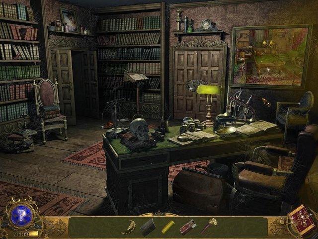 Детективное агентство 3. Призрак старой картины - screenshot 6
