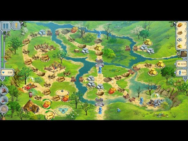 Королевство друидов - screenshot 4