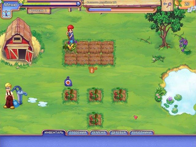 Farm Craft 2. Глобальный овощной кризис - screenshot 2