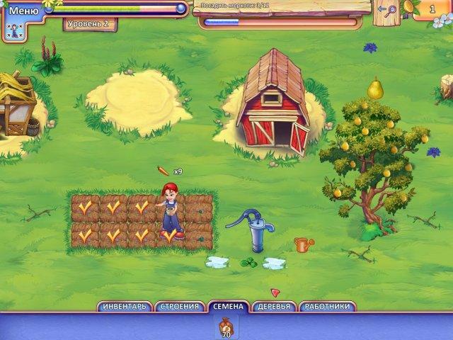 Farm Craft 2. Глобальный овощной кризис - screenshot 7