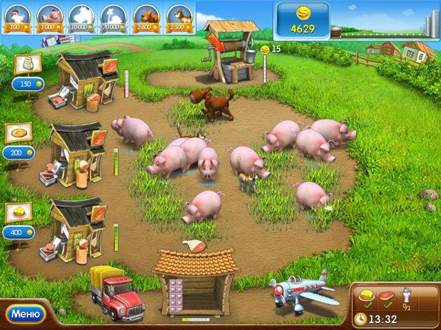 Веселая ферма 2 - screenshot 2