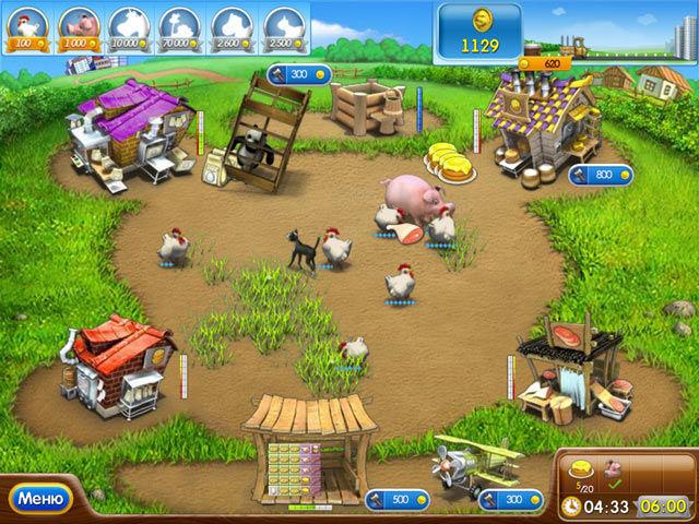 Веселая ферма 2 - screenshot 3