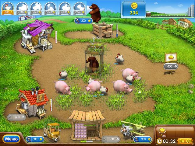 Веселая ферма 2 - screenshot 5