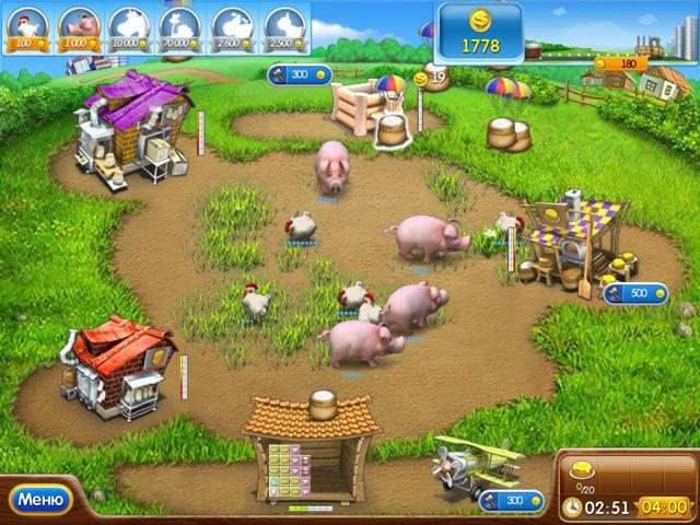Веселая ферма 2 - screenshot 7