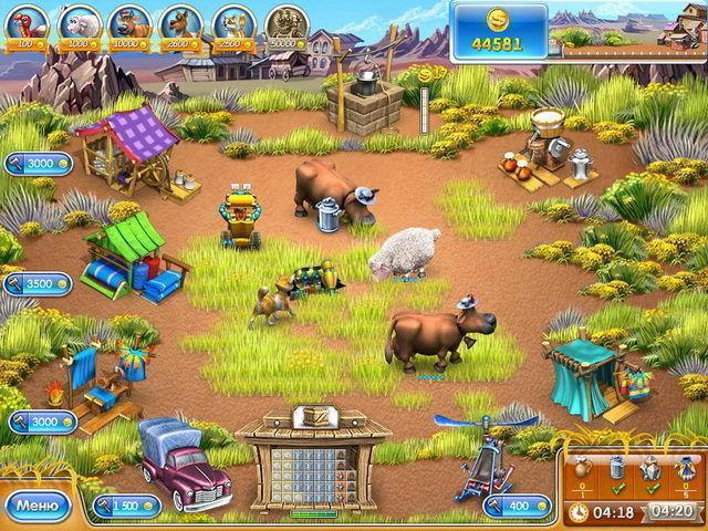 Веселая ферма 3. Американский пирог - screenshot 1