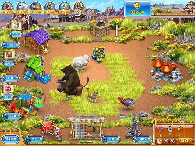 Веселая ферма 3. Американский пирог - screenshot 2