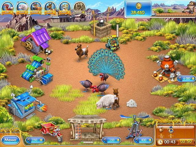 Веселая ферма 3. Американский пирог - screenshot 3