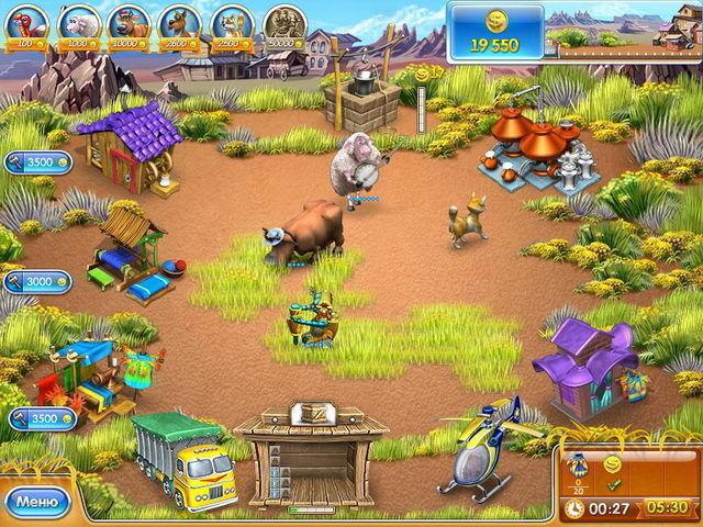 Веселая ферма 3. Американский пирог - screenshot 4