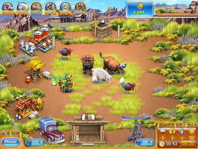 Веселая ферма 3. Американский пирог - screenshot 6
