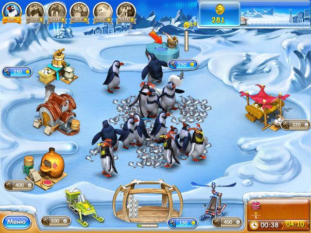 Веселая ферма 3. Ледниковый период - screenshot 3