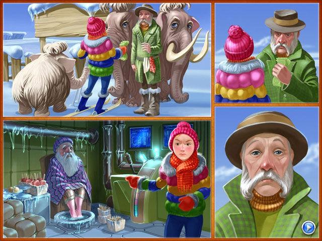 Веселая ферма 3. Ледниковый период - screenshot 4