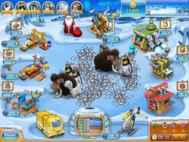 Веселая ферма 3. Ледниковый период - screenshot 5