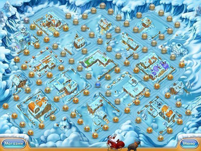 Веселая ферма 3. Ледниковый период - screenshot 6
