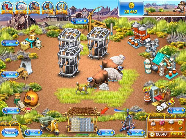 Веселая ферма 3 - screenshot 2