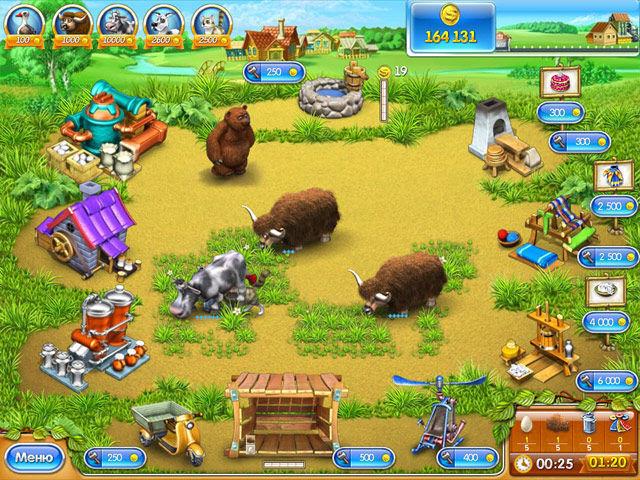 Веселая ферма 3 - screenshot 4