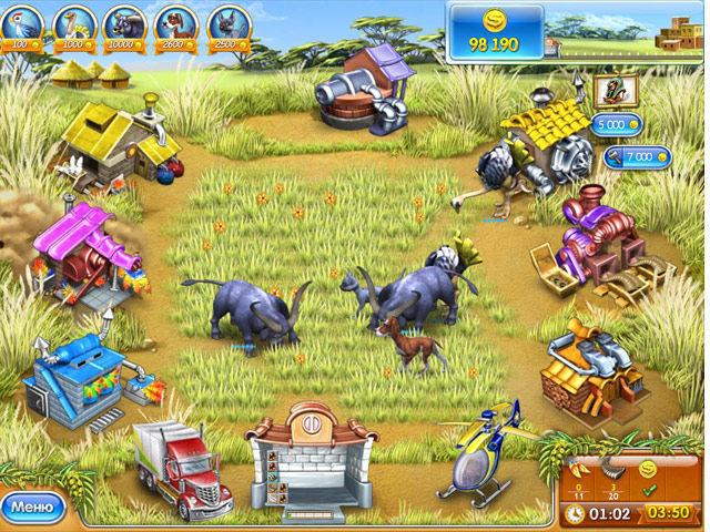 Веселая ферма 3 - screenshot 6