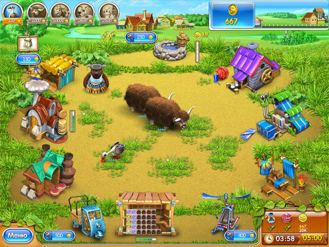 Веселая ферма 3 - screenshot 7