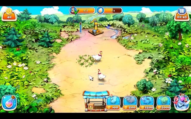 Веселая ферма. Новые приключения - screenshot 2