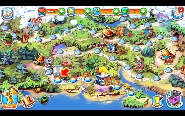 Веселая ферма. Новые приключения - screenshot 5