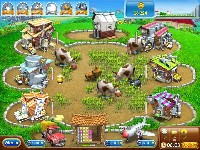Веселая ферма. Печем пиццу - screenshot 2