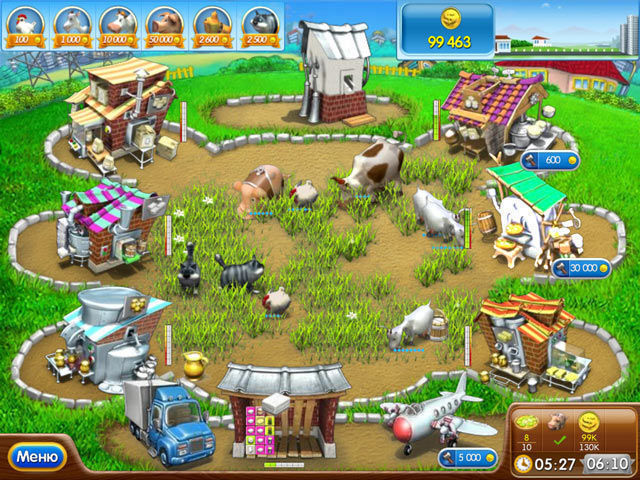 Веселая ферма. Печем пиццу - screenshot 3