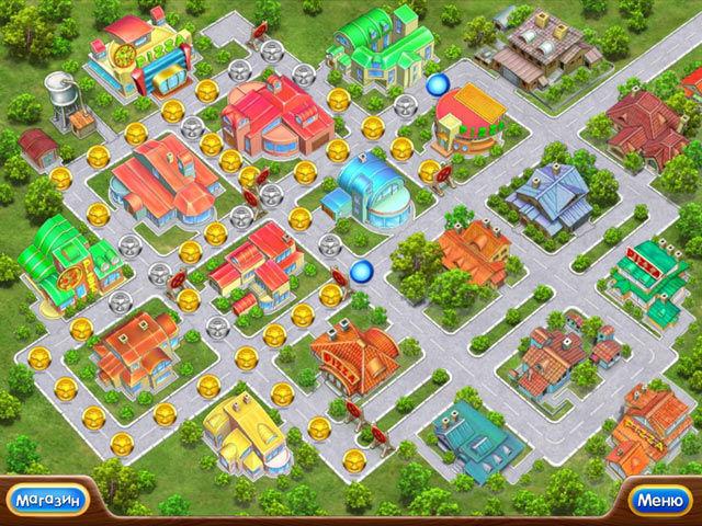 Веселая ферма. Печем пиццу - screenshot 5