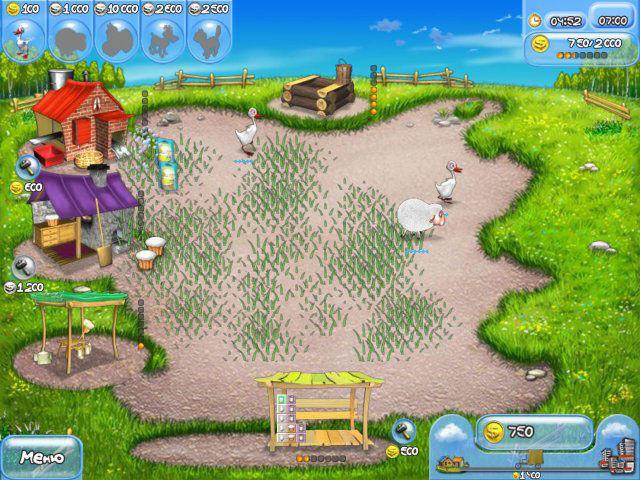 Веселая ферма - screenshot 1