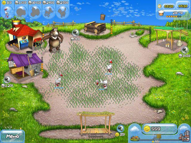 Веселая ферма - screenshot 2