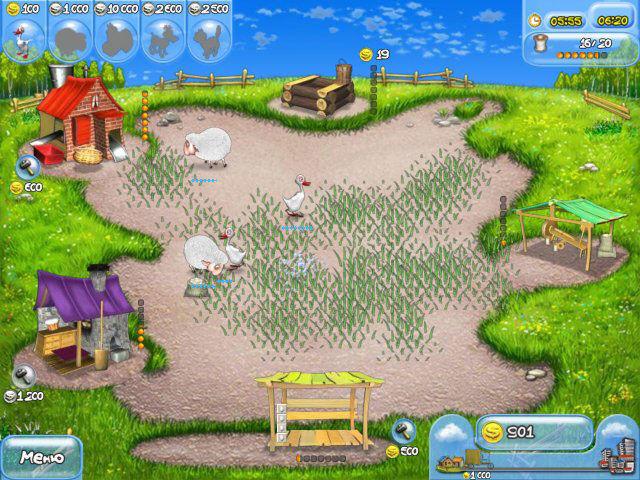Веселая ферма - screenshot 6