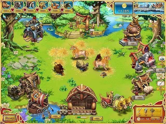 Веселая ферма. Викинги - screenshot 5
