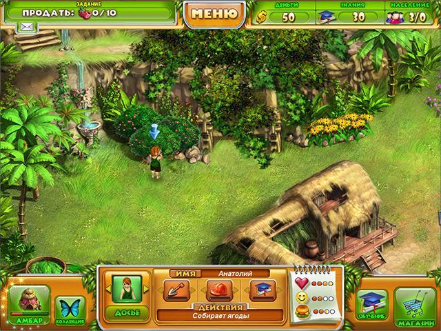 Фермеры. Тайна семи тотемов - screenshot 1