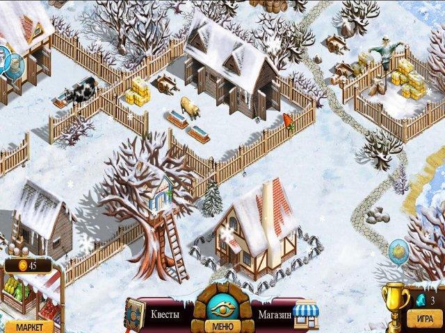 Фармингтонские рассказы 2. Зимний урожай - screenshot 4