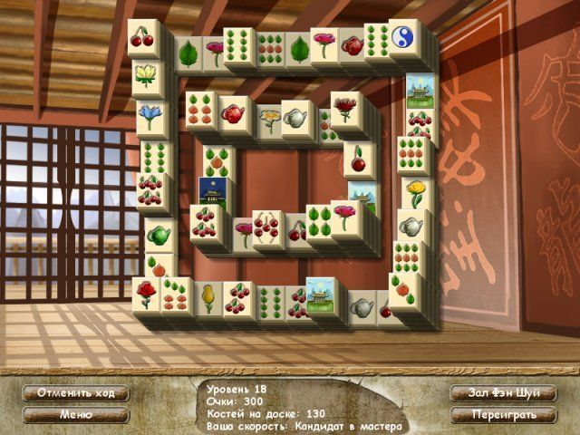 Фэн шуй ма-джонг - screenshot 6