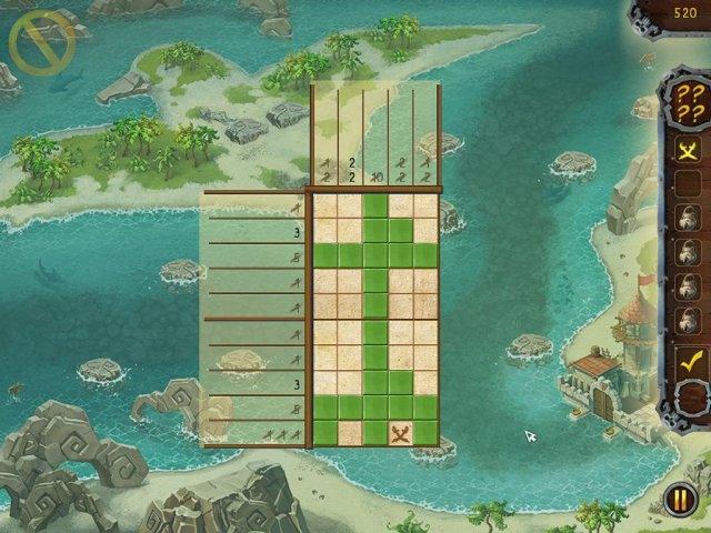 Пиратские загадки. Угадай картинку - screenshot 1