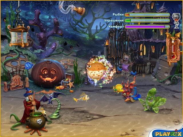Фишдом. Хеллоуин - screenshot 5