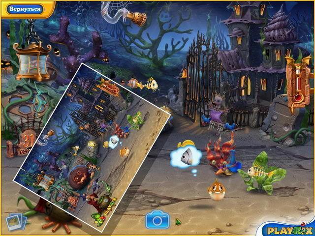 Фишдом. Хеллоуин - screenshot 7