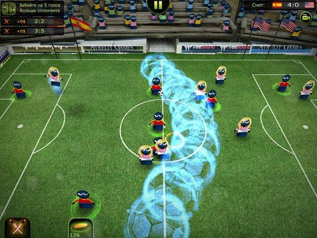 Foot LOL: Epic Fail League - screenshot 7