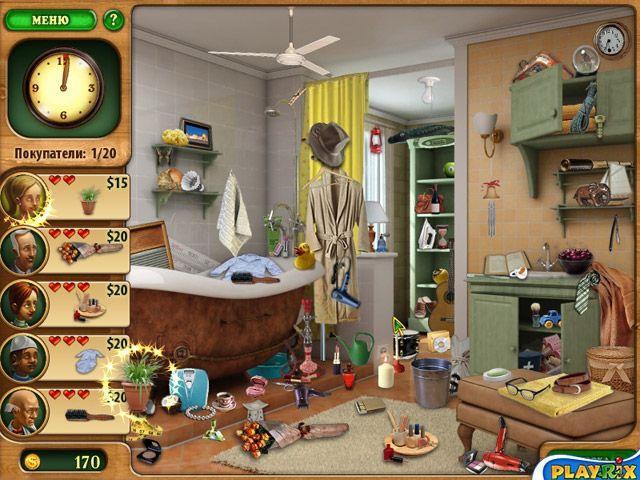 Дивный сад - screenshot 1