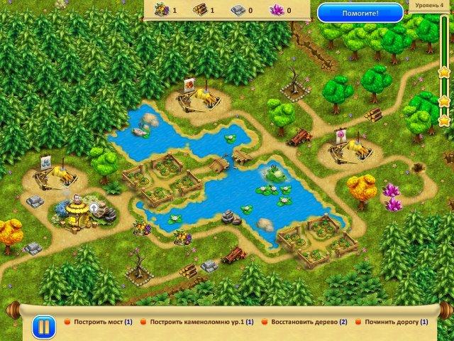 Сад гномов - screenshot 1
