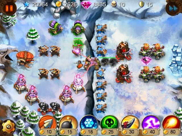Гоблины-защитники. Сталь и древо - screenshot 5