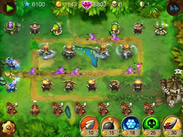 Гоблины-защитники. Сталь и древо - screenshot 6