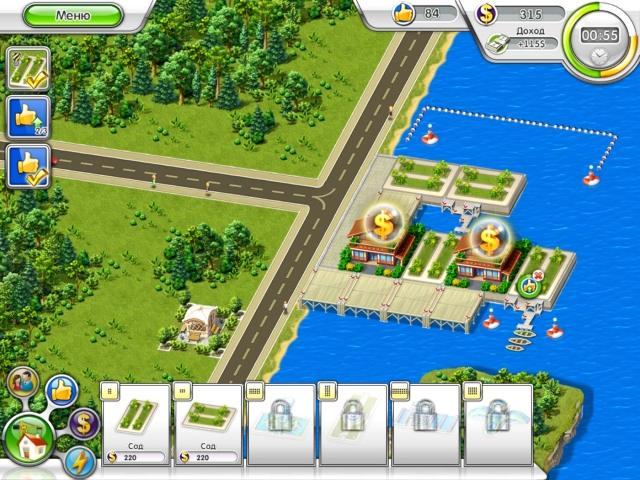 Экосити. Солнечный берег - screenshot 5