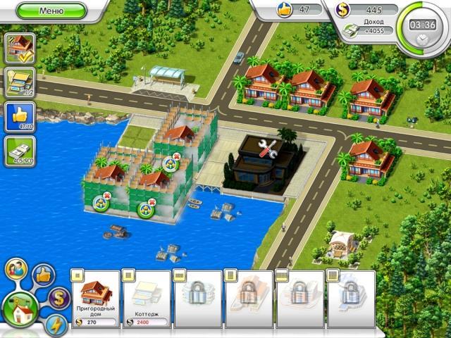 Экосити. Солнечный берег - screenshot 6