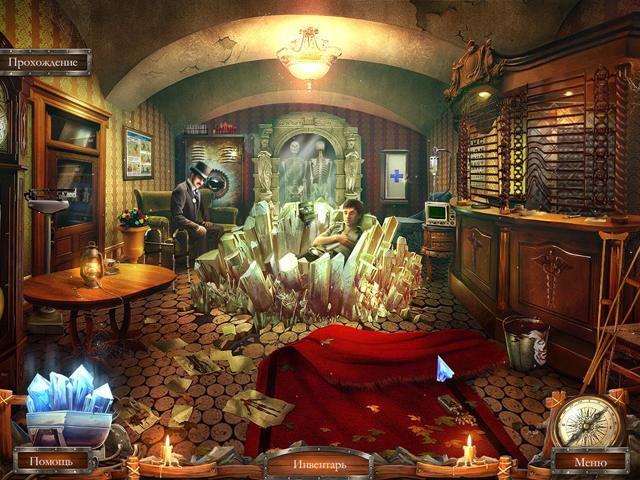 Страшные сказки. Каменная королева. Коллекционное издание - screenshot 4