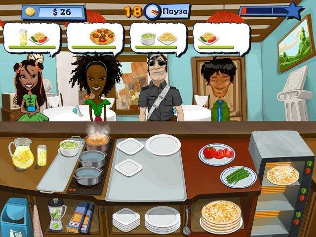 Веселый повар 2 - screenshot 1