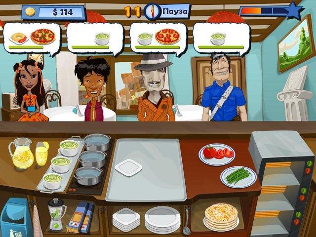 Веселый повар 2 - screenshot 6